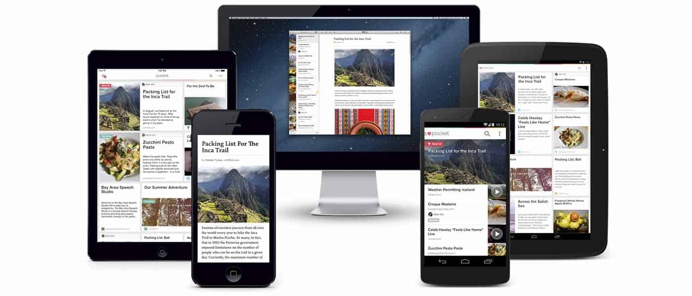 Pocket er en fantastisk plattform for å ta vare på artikler du ikke har tid å lese nå.